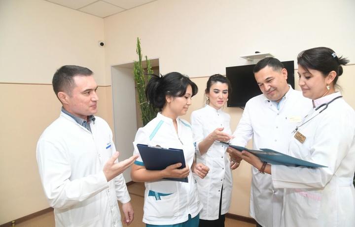 дерматологическая клиника в ташкенте
